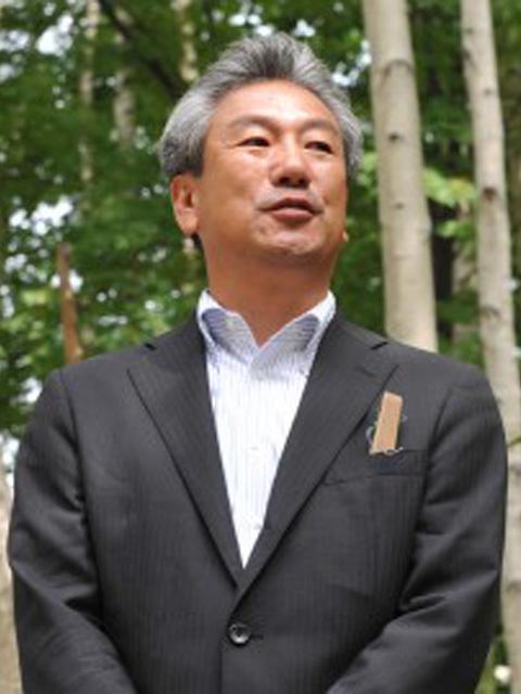 東日本電信電話株式会社 小樽支店 支店長 飯田 貞樹 氏