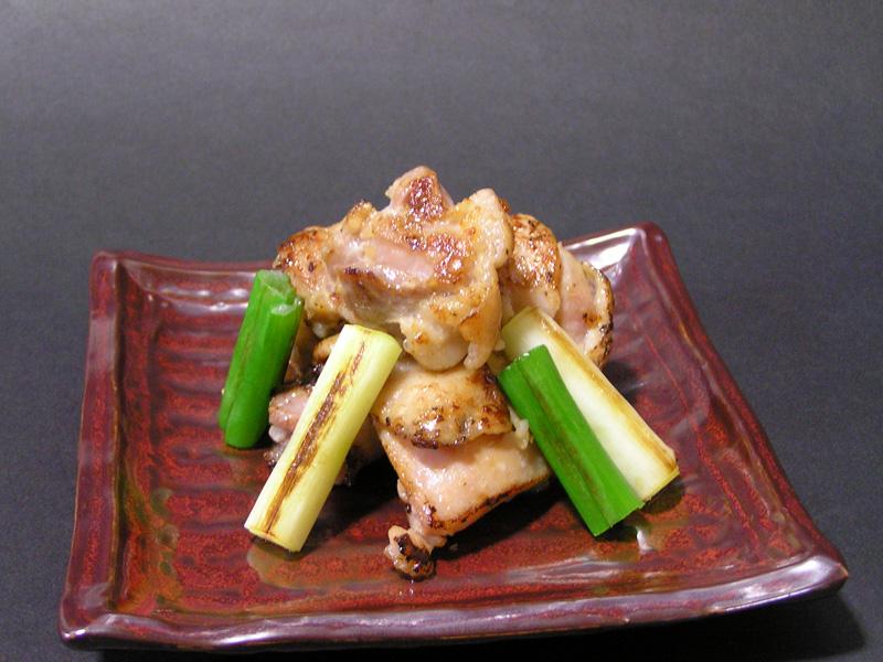 鶏肉の塩麹焼