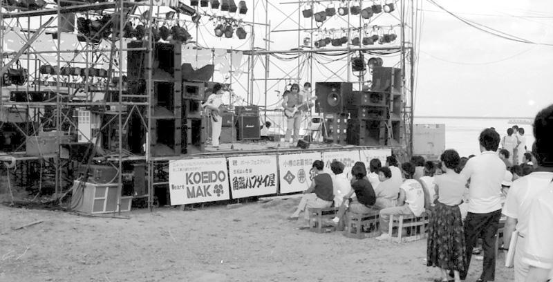 ロックステージ(税関跡地)