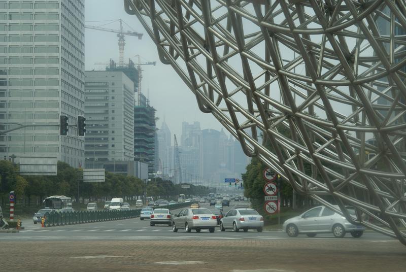 躍進を続ける上海