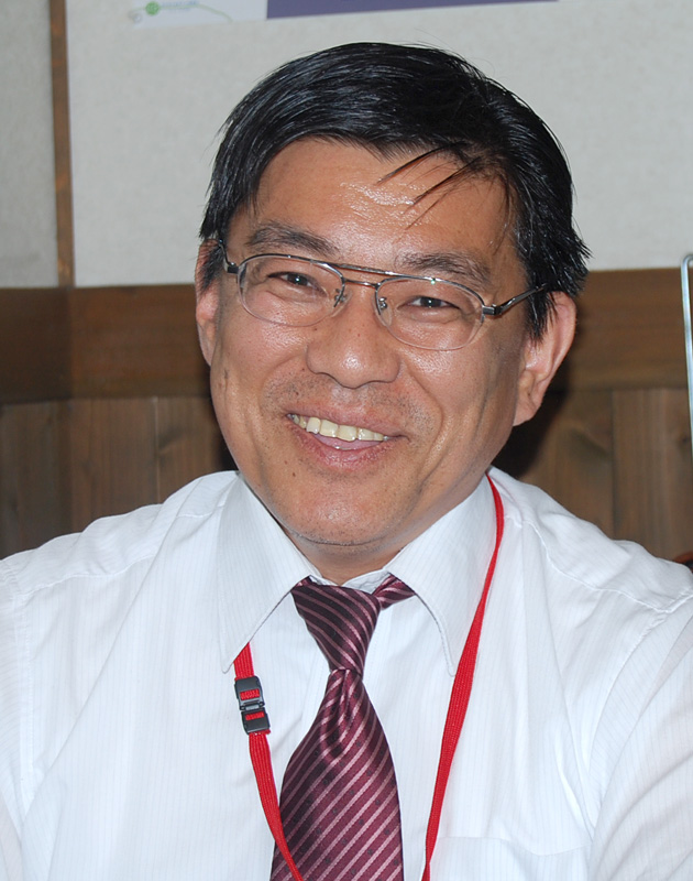 田中酒造株式会社 代表取締役 田中 一良 氏