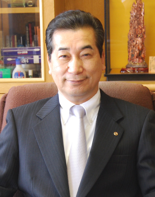 代表取締役 山本 秀明 氏