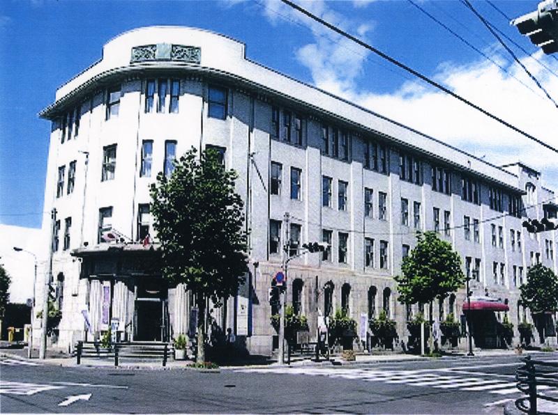 ホテルヴィブラント:多喜二が勤務した旧北海道拓殖銀行