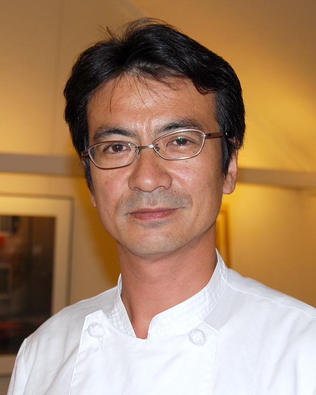 全日本司厨士協会小樽支部 支部長 三輪 信平 氏