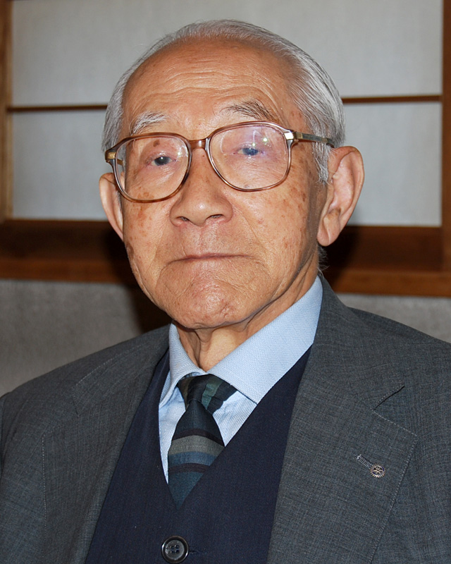 株式会社 新宮商行 代表取締役会長 坂口榮之助 氏