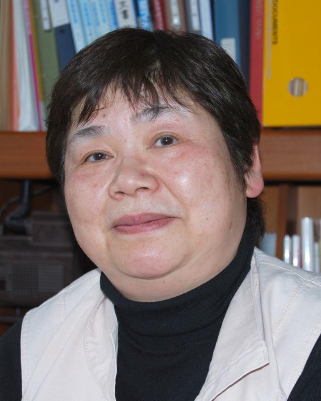 有限会社 ダイヤワックス社 代表取締役 新倉 敬子 氏