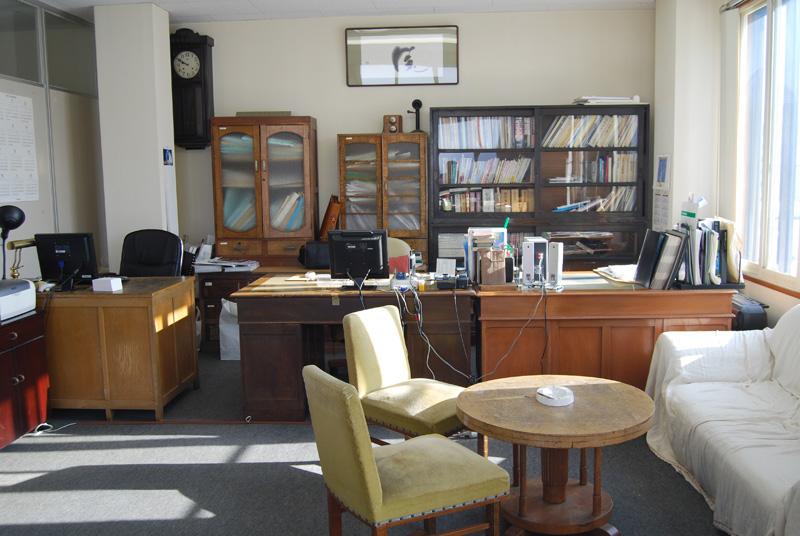 歴史文化研究所事務所