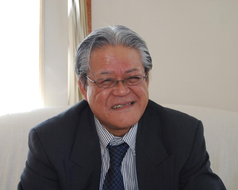 第9代会長 山本 憲治氏