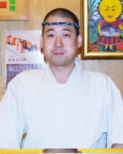 専務 武田 賢一氏