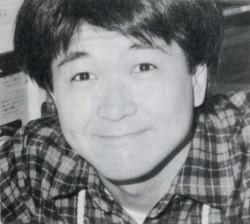 若き日の原田 佳幸氏