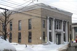 旧第四十七銀行小樽支店