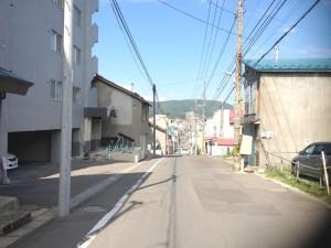 山田町の坂
