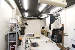 新設したスタジオ