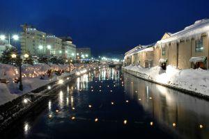 フォトギャラリー「雪あかりの路」