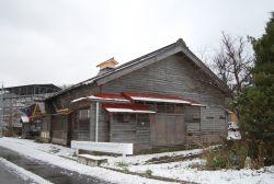 旧ヤマシメ邸外観