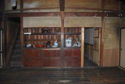 旧ヤマシメ邸内観