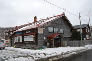 「ジャコ萬と鉄」の番屋を移築