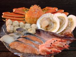 ずわい海鮮鍋