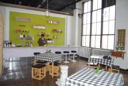 カフェコーナーJJ's cafe