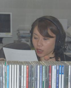 街の誰もが友達の田口智子アナ