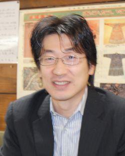 堺町にぎわいづくり協議会 会長 簑谷 和臣 氏