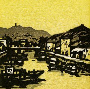 小樽運河八景シリーズ(1960年頃)